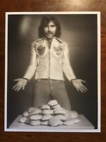 East West Musical Instruments Co. 8X10 Advertising photo San Francisco Leather