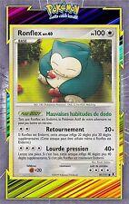 Ronflex - Platine 02: Rivaux Emergeants - 81/111 - Carte Pokemon Neuve Française