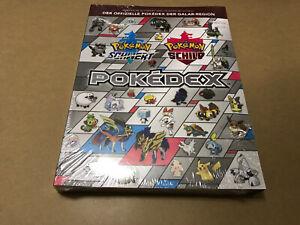 Nintendo Switch Pokemon Pokedex Lösungsbuch Schwert & Schild Deutsch SEALED
