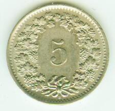 Svizzera, Confoederatio Helvetica 5 ràp 1963 B
