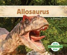 Allosaurus by Grace Hansen