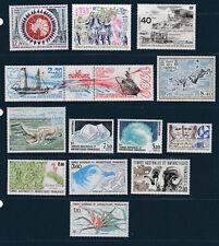 TAAF terres Australes et Antarctiques Francaise année 1989 complète neuf **