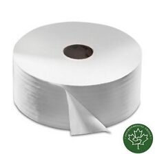 Tork 12021502 Bath Tissue Jumbo Roll, Pack of 6