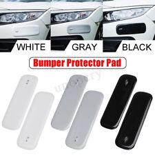 3 Colors Universal Car Auto Bumper Protector Guard Pad Kit Front Rear Back