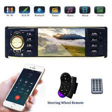 """4"""" Autoradio radio de coche MP3 bluetooth manos libres car USB SD AUX 1 DIN"""
