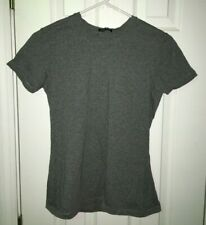 EUC Uniform Brand Grey T-shirt Juniors Size L