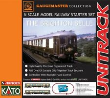 More details for gaugemaster  gm 2000101 brighton belle  set n gauge new in box