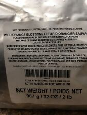 Teavana 2 lb bag of Wild Orange Blossom Tea