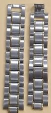 original swiss made braclete two tone stainless steel 20m high quality #079#