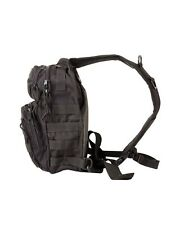 10 L Mini Molle Recon Shoulder Bag Black Tactical Satchel Military Army Security