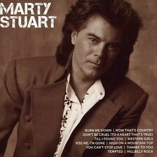 Icon - Marty Stuart (2012, CD NUOVO)