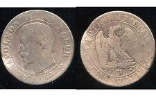 5 centimes NAPOLEON III 1854 B  ( 2 )