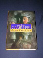 Andrea Camilleri, Il Cane di Terracotta, CARTONATO! OTTIMO!