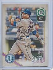 2018 Topps Gypsy Queen Dominic Smith Rookie Card