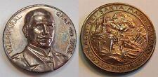Dünnabschlag der Silber Medaille Graf von Spee 1914 Kolonien / China / Kiautscho