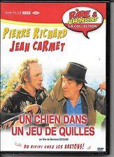 DVD ZONE 2--UN CHIEN DANS UN JEU DE QUILLES--RICHARD/CARMET/GUILLOU