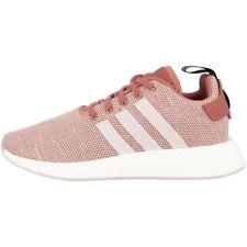 Adidas NMD_R2 Women Schuhe Damen Originals Freizeit Sneaker pink white CQ2007