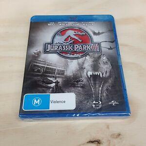 JURASSIC PARK III (2001) Blu ray Inc Bonus Content NEW + SEALED (Tracked Post)