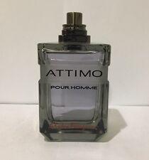 Attimo Pour Homme By Salvatore Ferragamo 3.3 / 3.4 Oz EDT Spray New Tester Men