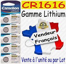 4x Batterie AA Mignon Camelion Plus Alcaline 1 5 V-lr6 Am3 Mn1500 E91 blister Pile Bouton Lithium Cr1616 2 Piles