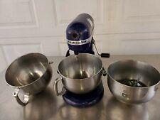 Kitchenaid KP2671XBU professional 6-)Quart Stand Mixer - Cobalt Blue