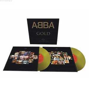 Abba - GOLD (NEW GOLD 2 VINYL LP)