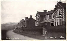 Llanharan near Pontyclun. Chapel Road # 2000 by ? ALP.