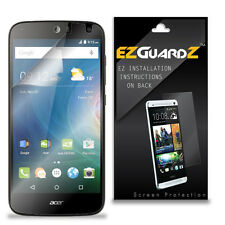 4X EZguardz LCD Screen Protector Skin Cover Shield HD 4X For Acer Liquid Z630