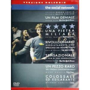 The Social Network - DVD Ex-NoleggioO_ND005157