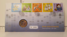 (Lot 349) FDC / PNC 2003 £2 DNA Discoveries - Celebrating 50 years  Two pounds