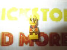 Lego - Minifig - Microfig Minotaurus Gladiator Yellow 85863pb016