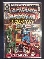 Captaine America Et Le Faucon #21 Editions Heritage Marvel Comics