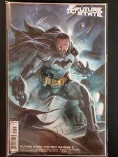 Future State: The Next Batman #2 C Variant Dc Vf/Nm Comics Book