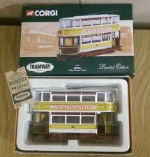 Corgi 36707 Tramway Classics Fully Closed Tram Leeds Ltd Ed. 0001 of 5400