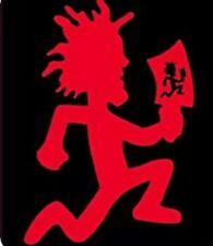 ICP Insane Clown Posse Hatchet Man Splatter Juggalo Queen Blanket Faux Fur NEW
