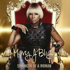 MARY J BLIGE STRENGTH OF A WOMAN CD (New Release April 28th 2017) FREE UK P&P