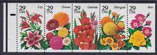 USA H-Blatt 2450- 2454 **, Zusammendruck, Blumen Flowers 2006, postfrisch, MNH