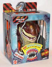 Vintage Mattel Street Sharks Big Slammu Action Figure 1995 Series 1 Complete