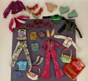 MGA - Bratz - Bulk Lot of Clothing, Shoes & Accessories #1