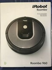 iRobot Roomba 960 Vacuum Cleaning Robot Pet R960020 New Cordless 110v-240v 240 V