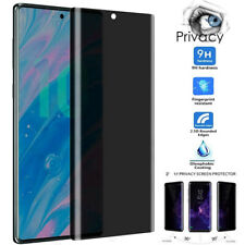 For Samsung Galaxy Note 10 S10+ Privacy Anti-Spy Tempered Glass Film Protector