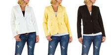 Markenlose Damenjacken & -mäntel mit klassischem Ausschnitt für Business-Anlässe