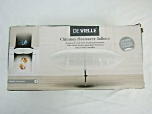 NEW De Vielle Chimney Heatsaver balloon J1
