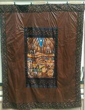 """Dream Lodge""Native American Style Medicine Robe, Meditation Blanket, Prayer"