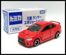 TOMICA SPECIAL 67 Mitsubishi Lancer Evolution X 1/61 TOMY DIECAST CAR EVO RED