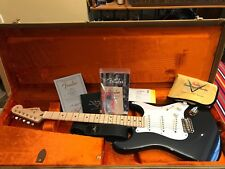 Fender Stratocaster Eric Clapton Custom Shop Mercedes Blue