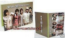 Korea SS501 Super Hits 2009 Taiwan Promo Folder Rare