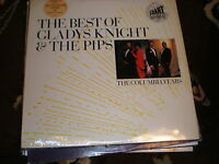 Gladys Knight/Pips LP The Best Of SEALED