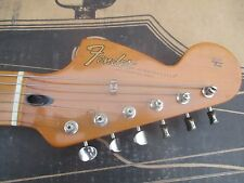 2007 fender stratocaster Special Edition-left Main Neck