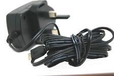Micro USB Cargador De Red Pared Enchufe AMAZON KINDLE FIRE 3 metro de largo Cable